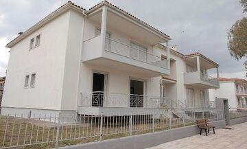 ΟΑΕΔ: Παραδίδονται εργατικές κατοικίες στην Κέρκυρα μετά από 14 χρόνια