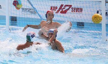 Κόντρα στην Κροατία για το χάλκινο στο Ευρωπαϊκό Πρωτάθλημα η Εθνική παίδων
