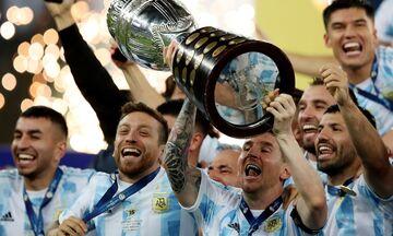 Copa America: Τροπαιούχος η Αργεντινή στο Μαρακανά, 1-0 τη Βραζιλία! (highlights)