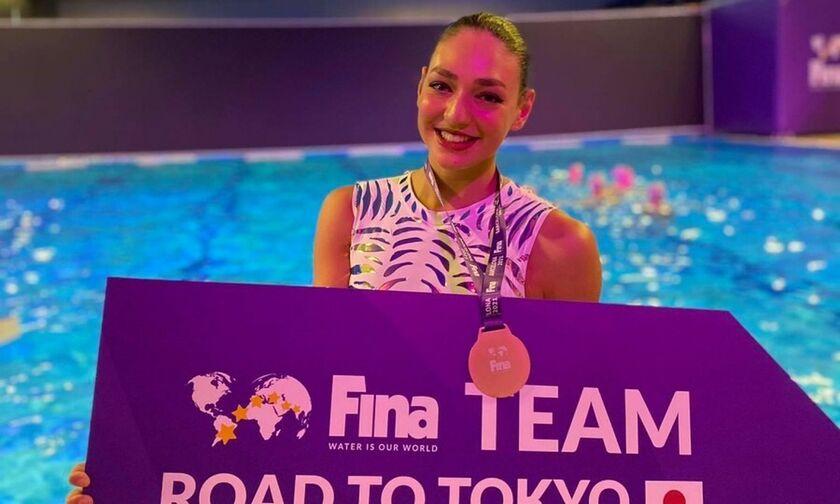 Γιαλαμά: «Η συμμετοχή στους Ολυμπιακούς Αγώνες είναι όνειρο ζωής»