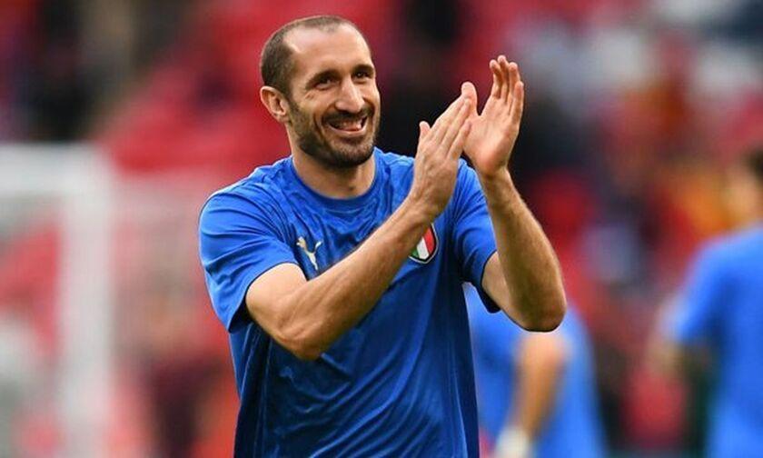 Euro 2020: Ο Κιελίνι της Ιταλίας γηραιότερος αρχηγός σε τελικό