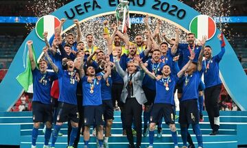 Euro 2020: Πρωταθλήτρια η Ιταλία(1-1 και 3-2 στα πέναλτι την Αγγλία), It's coming Rome (Highlights)!