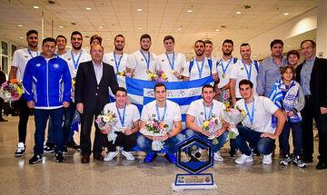 Εθνική Ομάδα Νέων ανδρών και Αλέξανδρος Νικολόπουλος, στους Κορυφαίους του ΠΣΑΤ για το 2020
