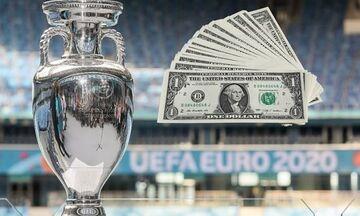 Εuro 2020: Αυτά είναι τα χρήματα που μοίρασε η UEFA στις 24 συμμετέχουσες της διοργάνωσης!