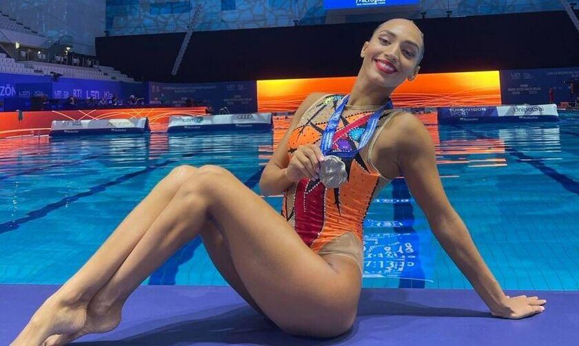 Μαρία Αλζιγκούζη – Κομηνέα: «Θα δώσω τον καλύτερό μου εαυτό» (pics)