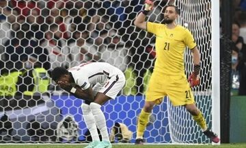 EURO 2020: Η αγγλική κυβέρνηση παίρνει μέτρα για τις ρατσιστικές επιθέσεις