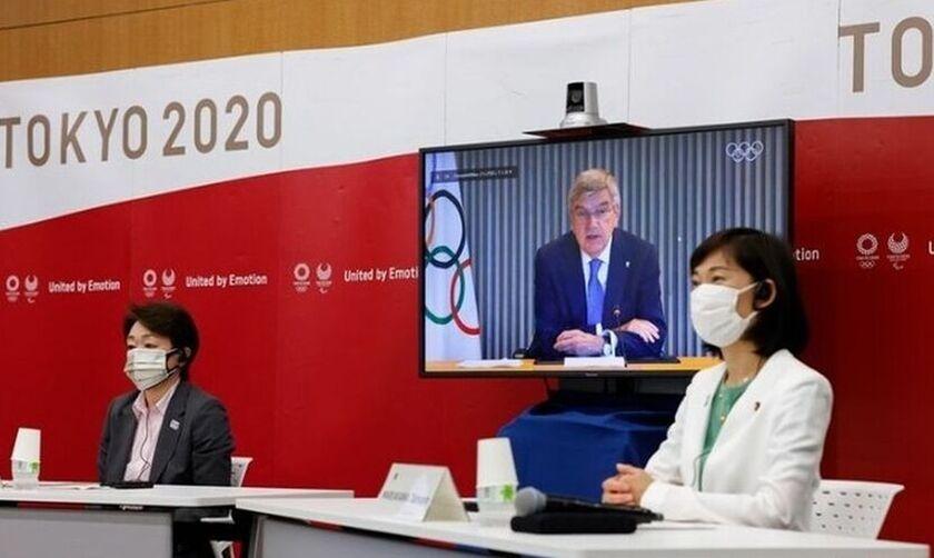 Ολυμπιακοί Αγώνες Τόκιο: Η «γκάφα» του Μπαχ και οι διαμαρτυρίες των γιαπωνέζων