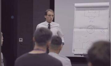 Euro 2020: Επική ομιλία Μαντσίνι πριν την έναρξη του τελικού: «Εμείς ορίζουμε την μοίρα μας» (vid)!