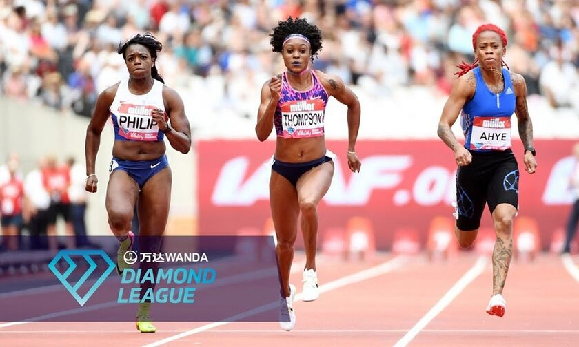 LIVE Streaming: IAAF Diamond League (ΕΡΤ-3, 21:00)