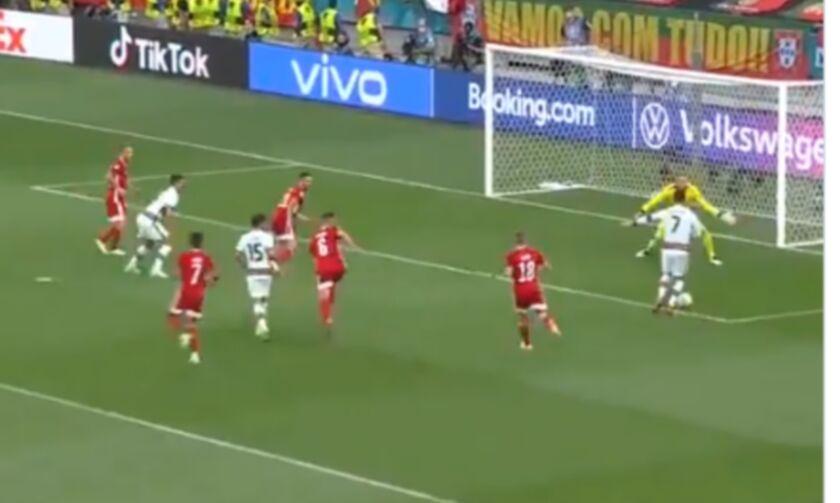 Euro 2021: Τα 10 καλύτερα γκολ (vid)