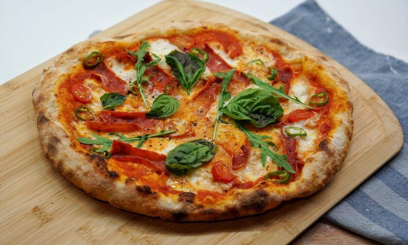 Μπορεί η πίτσα να μειώσει τη χοληστερίνη;