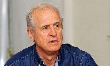 Γιάννης Κουτσιώρας: Εκτός Ολυμπιακής ομάδας