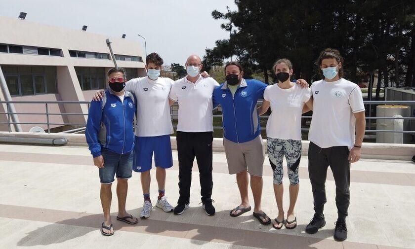 Κολύμβηση: Ολοκληρώνεται η προετοιμασία στην Αλεξανδρούπολη (vid)