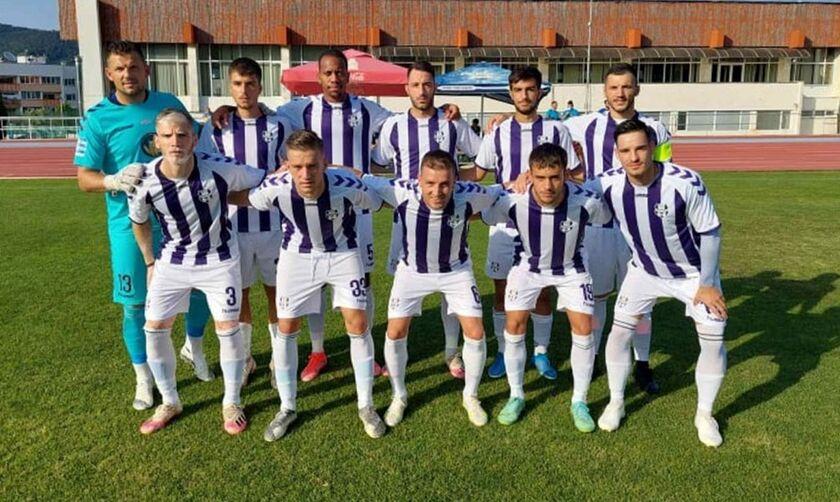 Απόλλων Σμύρνης: Φιλικό 2-2 στο πρώτο τεστ στη Βουλγαρία (vid)