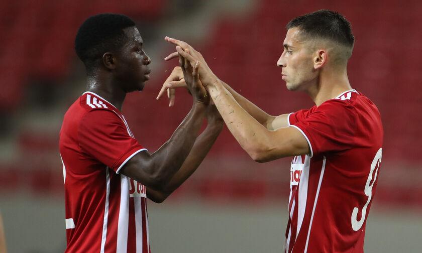 Ολυμπιακός - Άρης 3-0: Ο Ραντζέλοβιτς έστειλε «μήνυμα» για Νέφτσι (highlights)