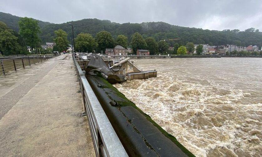 Βέλγιο: Τουλάχιστον δύο νεκροί από τις πλημμύρες
