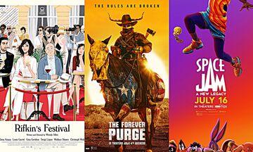 Νέες ταινίες: Το Φεστιβάλ του Ρίφκιν, Η Αιώνια Κάθαρση, Διαστημικά Καλάθια: Η Νέα Γενιά