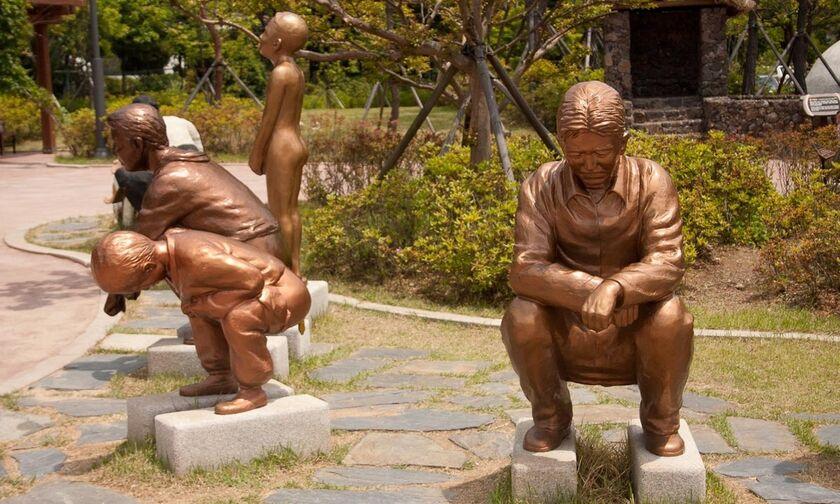 Το Θεματικό Πάρκο Τουαλέτας στη Νότια Κορέα!