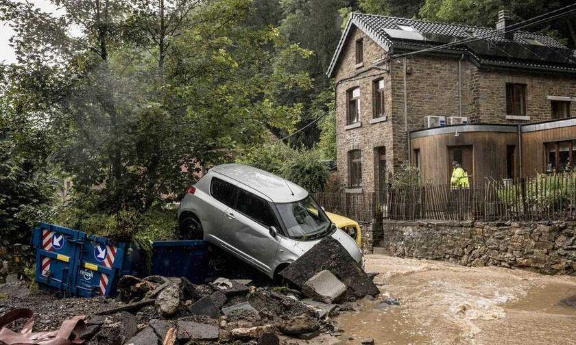 Βέλγιο: Έξι νεκροί από τις πλημμύρες