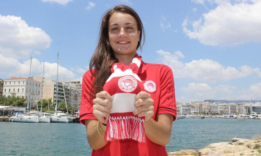 Επίσημο: Επέστρεψε στον Ολυμπιακό η Φουράκη