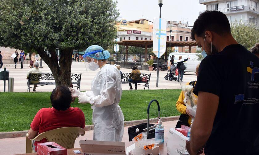 Κορονοϊός (15/7): Στα 2.794 τα νέα κρούσματα - 132 διασωληνωμένοι, 6 νεκροί