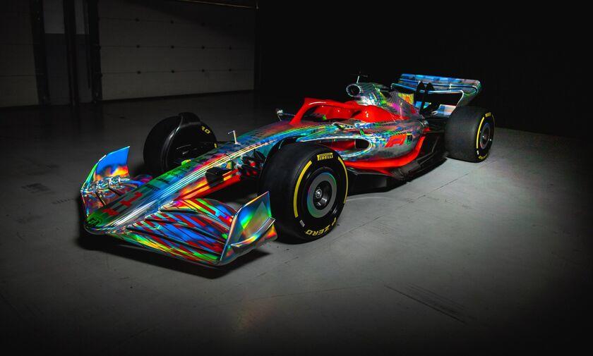 Formula 1: Ριζικές αλλαγές στο μονοθέσιο του 2022 (vid)