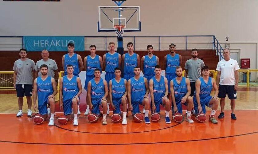 Εθνική Νέων: Στην Κρήτη για το European Challenger - Η Ρωσία στη θέση της Κροατίας