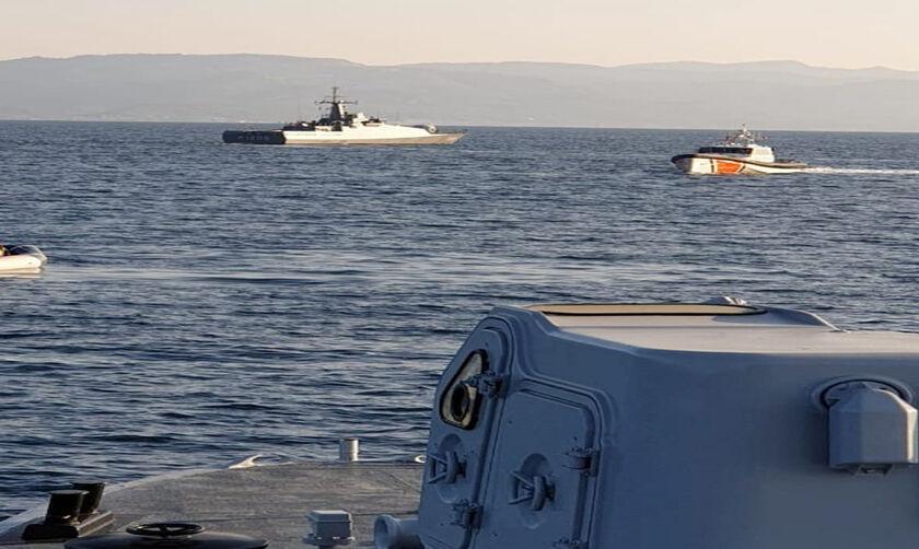 Τουρκική πρόκληση στην Κύπρο: Ακταιωρός άνοιξε πυρ και ανάγκασε σκάφος του λιμενικού να αποσυρθεί