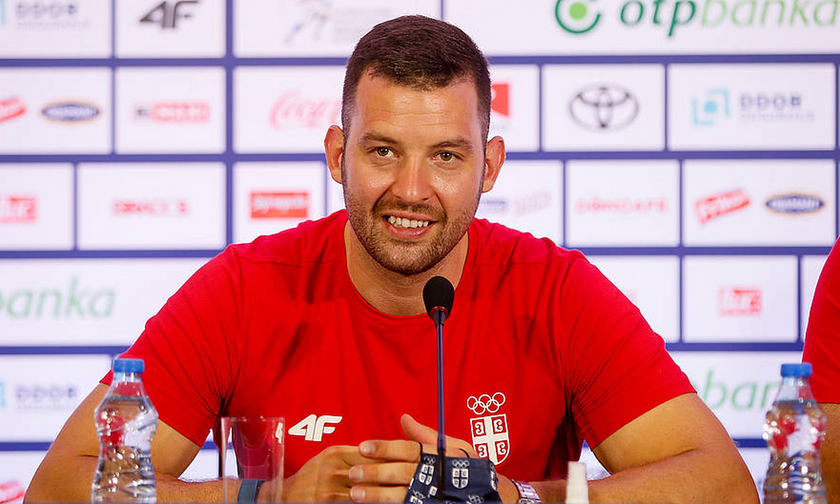 Φιλίποβιτς: Το αστέρι του Ολυμπιακού αποσύρεται από την Εθνική ομάδα της Σερβίας