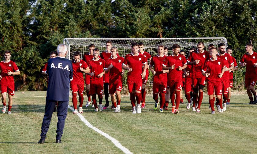Η ΠΑΕ ΑΕΛ για τις μεταγραφές των ξένων ποδοσφαιριστών