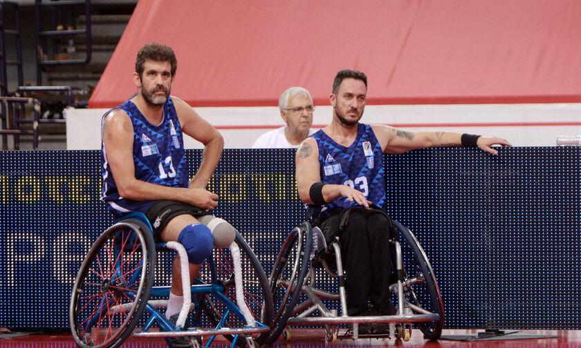 Εθνική μπάσκετ με αμαξίδιο: Δεν τα κατάφερε κόντρα στη Λιθουανία (52-84)