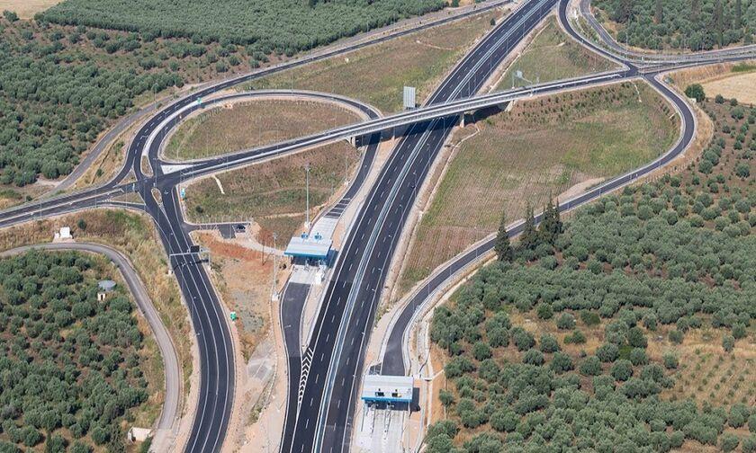 Ε-65: Στην κυκλοφορία η παράκαμψη Λαμίας - Δείτε το τμήμα-Δεν αλλάζει η πρόσβαση για Θεσσαλία (vid)