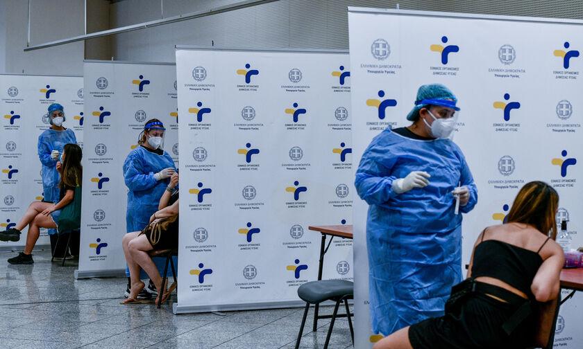 Κορονοϊός (16/7): Στα 2.691 τα νέα κρούσματα - 123 διασωληνωμένοι, 14 νεκροί
