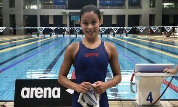 Πανελλήνιο πρωτάθλημα κολύμβησης κατηγοριών: Ένα ακόμη ρεκόρ το ΝΤΕΡΗ