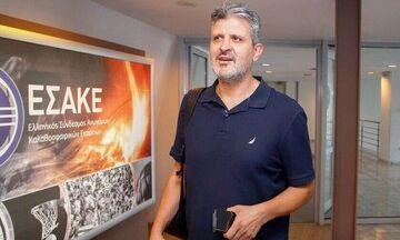Πανταζόπουλος: «Να μην κάνει πολιτική με φήμες ο ΠΣΑΚ»