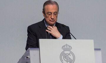 Tα... γυρνάει τώρα ο Φλορεντίνο Πέρεθ για όσα είπε για τον πρόεδρο της Πόρτο και τον Ζόρζε Μέντες!