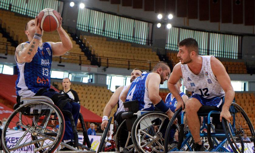 Εθνική μπάσκετ με αμαξίδιο: Νέα ήττα από τη Βοσνία (59-74)
