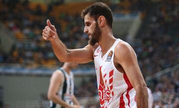 Ολυμπιακός για Περπέρογλου: «Σε ευχαριστούμε για όσα πρόσφερες στο ελληνικό μπάσκετ»