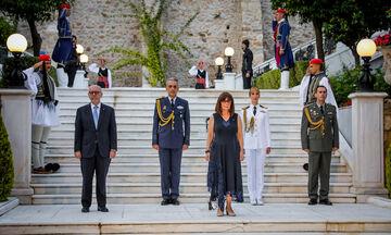 Ο Σπανούλης προσκεκλημένος στη δεξίωση για την Αποκατάσταση της Δημοκρατίας