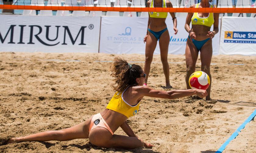 Στην ΕΡΤ τα τελικά του Πανελλήνιου Πρωταθλήματος Beach Volley