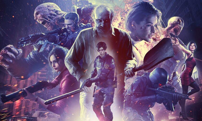 Resident Evil Re Verse: Νέα μεγάλη αναβολή μέχρι το 2022