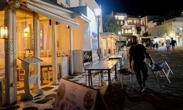 Μύκονος: Πρώτο βράδυ χωρίς μουσική - Χιλιάδες ακυρώσεις κρατήσεων, μουδιασμένοι οι εργαζόμενοι