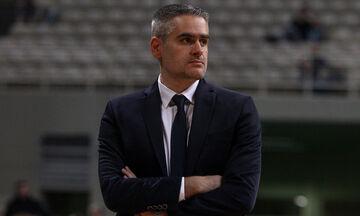 Καστρίτης: «Η ομάδα θα χτιστεί με δίψα για διάκριση»