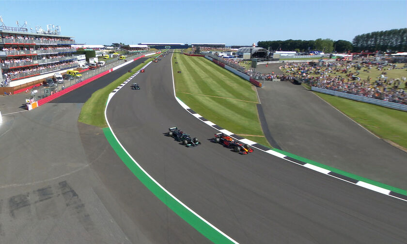 Live Streaming: Formula 1 - Grand Prix Μεγάλης Βρετανίας (17:00)