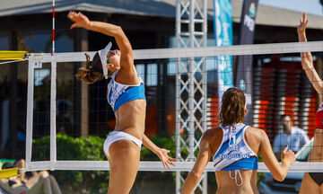 Live Streaming: Πανελλήνιο Πρωτάθλημα Beach Volley (19:30)