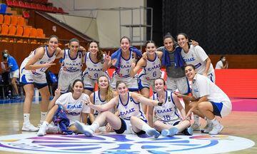Εθνική Νέων Γυναικών: Κέρδισε και την Ουκρανία (59-54) και πρώτη στο EuropeanChallenger της Αρμενίας