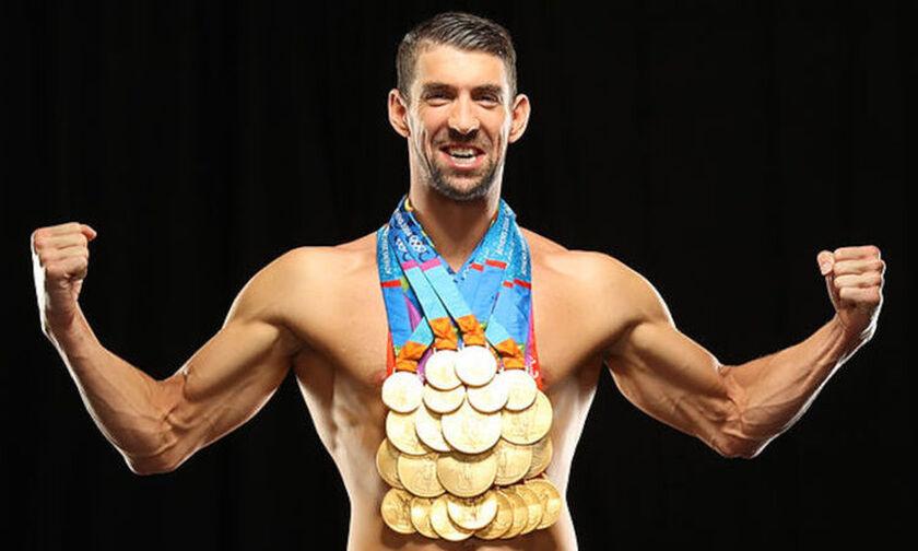 Μάικλ Φελπς, ο πιο επιτυχημένος με 28 μετάλλια (Η λίστα των κορυφαίων)