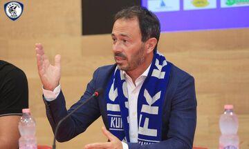 Ντιέγκο Λόνγκο: Ο πρώην βοηθός του Λουτσέσκου ανέλαβε την Αλβανική Κουκέσι
