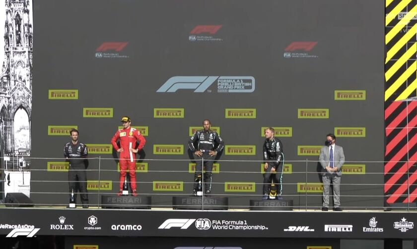 Formula 1: Νικητής ο Χάμιλτον στο βρετανικό γκραν πρι