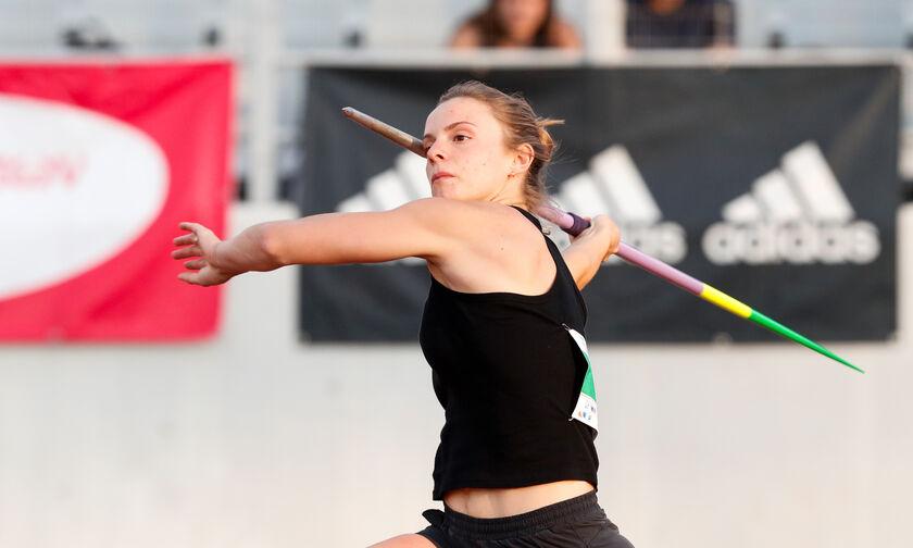 Ευρωπαικό Πρωτάθλημα  Στίβου Κ20: Χρυσό μετάλλιο η Ελίνα Τζένγκο